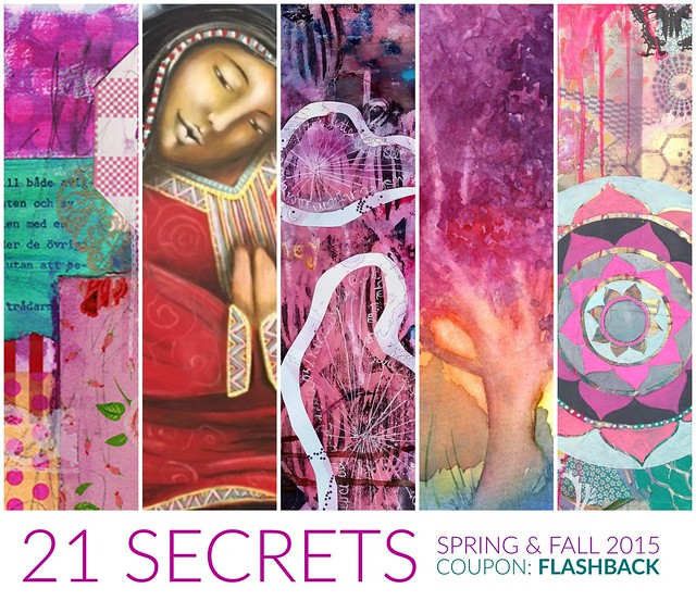 21 Secrets Flash Sale ends Friday