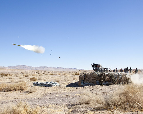 FIM-92 Stinger missile launch | by The U.S. Army