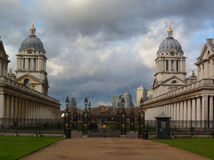 The University of Greenwich by asiancraziified
