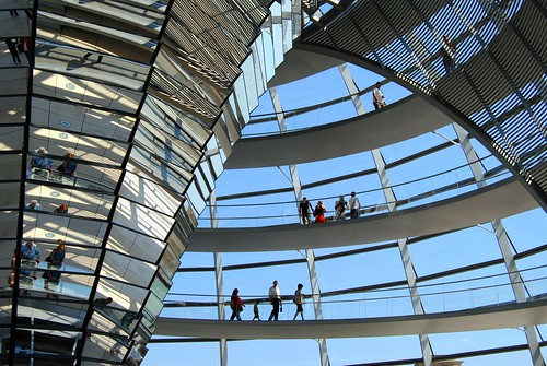 Reichstag dome in Berlin | by Tobi_2008