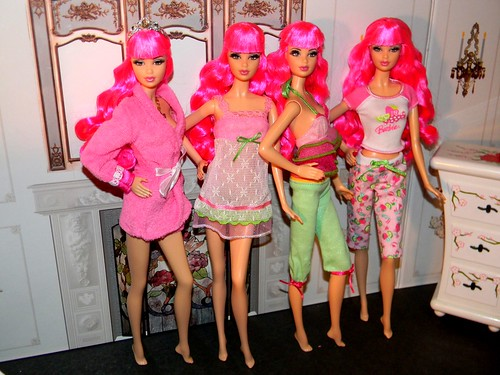 Tarina PJ Party | by The Doll Cafe