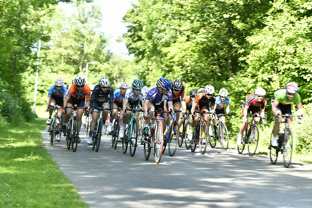British Cycling Youth Circuit Series round four, North West Youth Tour, 30 May 2016