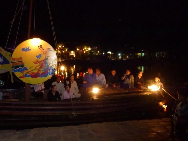 Evening boat tour