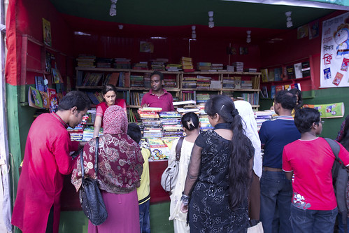 Ekushey Book Fair, Dhaka | by changeorder