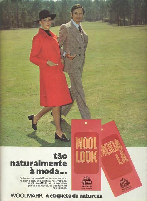 Modas e Bordados, No. 3223, 14 Novembro 1973 - contra-capa