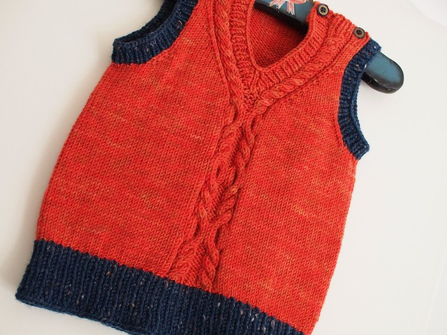 Lincoln's birthday vest