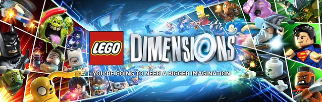 LEGO Dimensions Series 2 Banner