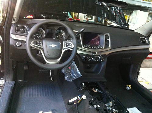 assembly line 2014 chev caprice ppv flickr photo. Black Bedroom Furniture Sets. Home Design Ideas