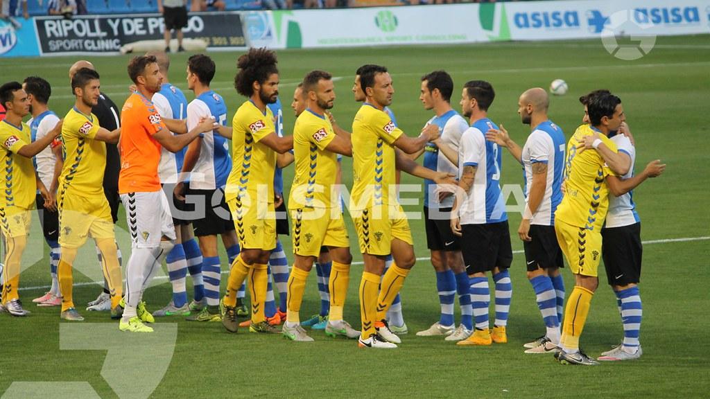 Hércules-Cádiz (0-1) Fotos: J. A. Soler