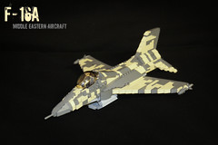 F-16A -Middle Eastern Camo- by [Stijn Oom]