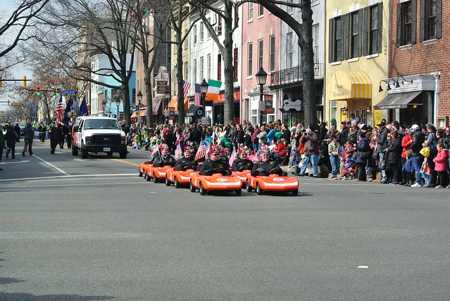 33rd St. Patricks Day Parade in Old Town Alexandria, Virginia (2014)