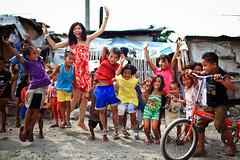 Happy Kids by Mac Kwan