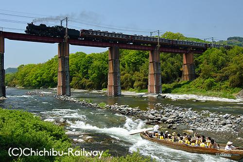 第12回秩父鉄道写真コンテスト(SL部門)入選作品