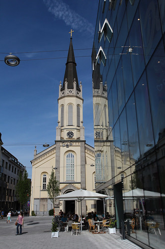 Linz - Martin Luther-Platz - Austria | by Been Around