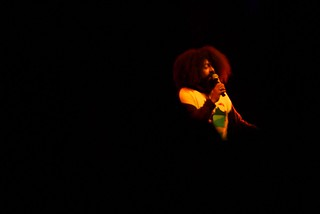 Reggie Watts @ The Independent (6.1.12 RM) 26 | by URB.com