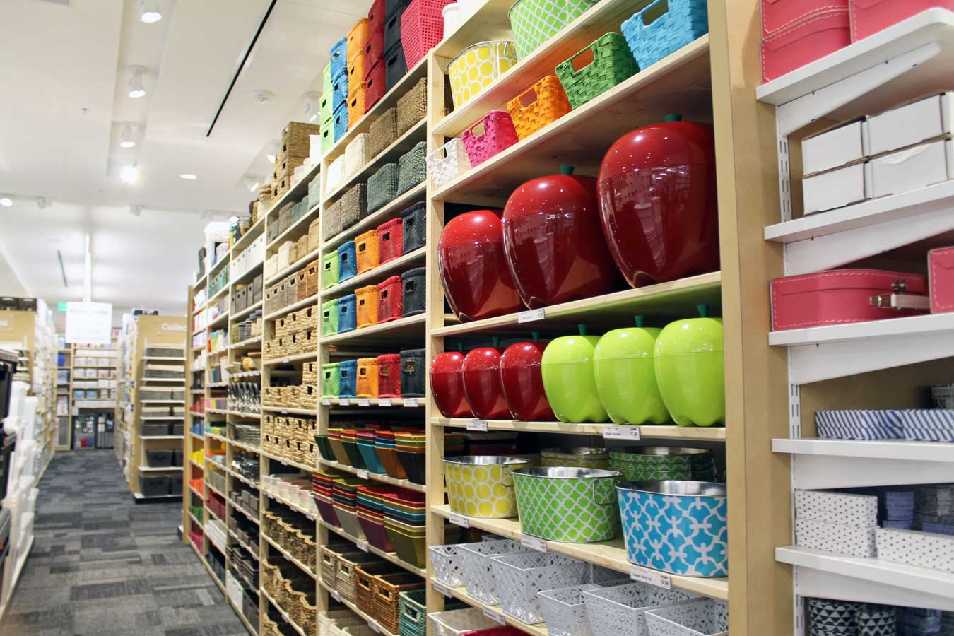The Container Store's First Michigan Location Arrives In Novi - [Wading in Big Shoes]