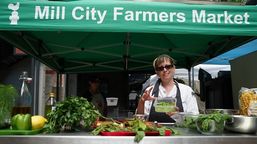 July 2, 2016 Mill City Farmers Market