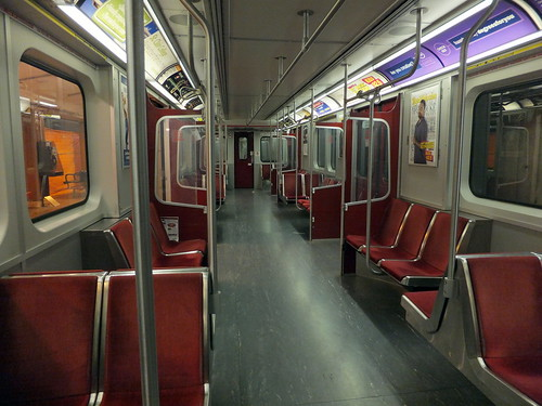 Toronto Subway | by (^_~) [MARK'N MARKUS] (~_^)