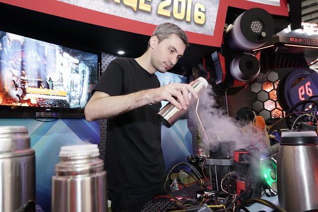Computex 2016 - AMD, Asus, Intel, GPU, OC atd