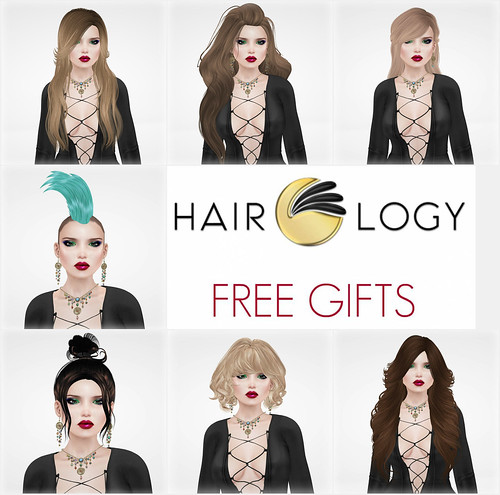 More Free Hair @ Hairology