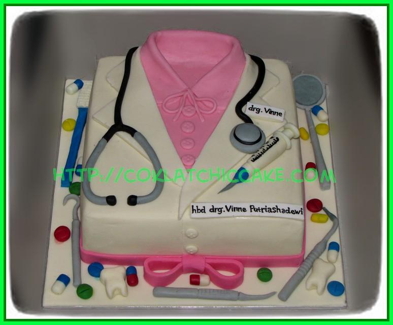 Cake dokter