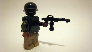 Sgt. Apone | by The Brick Guy