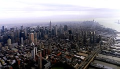 over the roofs of manhattan by brocks87