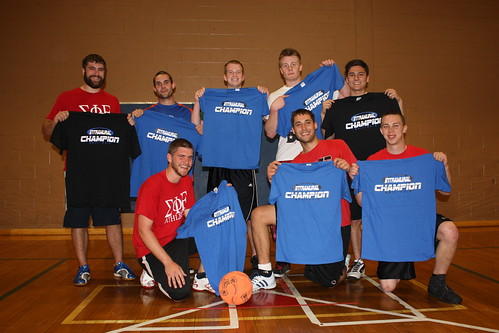 Spr12IndoorKickball Men SigEpCPipe (35) | by EIU Campus Rec