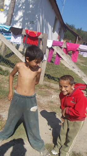 Roma kids photograph people in their community | by UNDP in Europe and Central Asia