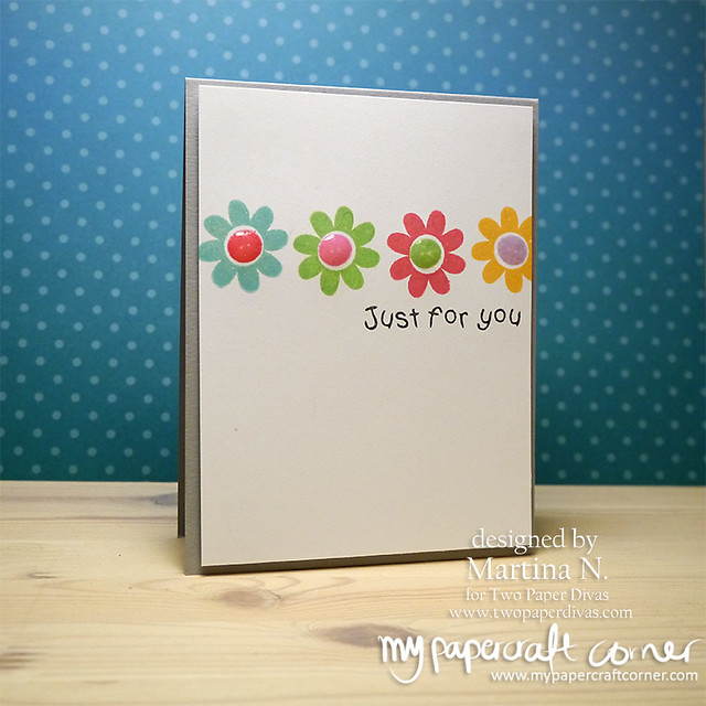 Just for you - Card #449