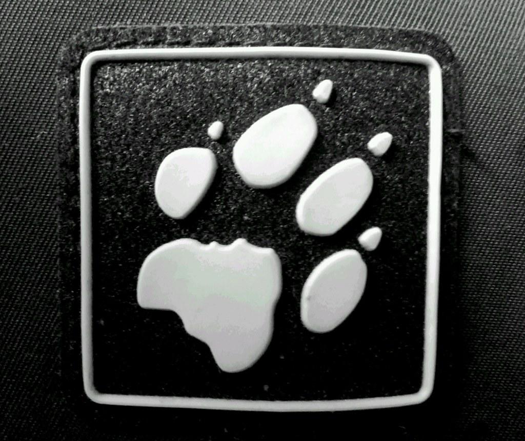 Wolf Paw Logo Wolf Paw by Knighto42