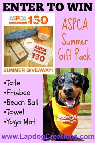 ASPCA Giveaway