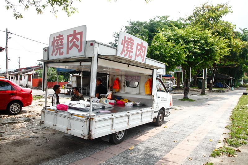 Babeloo Roast Pork Van