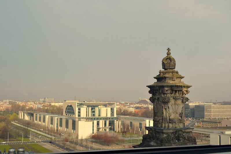 cupula del Reichstag 2