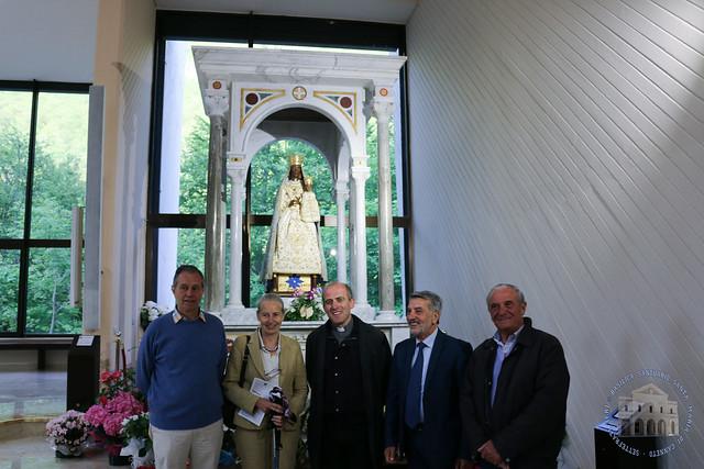 Visita dell'Ambasciatore del Belgio presso la Santa Sede