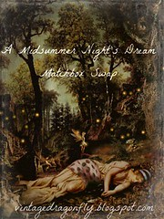 A Midsummer Night's Dream  by Vintage Dragonfly