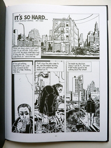 New York Mon Amour by Jacques Tardi et al. - page | by fantagraphics