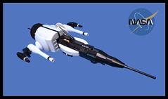 NASA X-99 RAPIER by nate_decastro