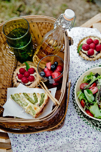 Asparagus-Quiche-0035-WM | by Meeta Wolff @ What's For Lunch, Honey?