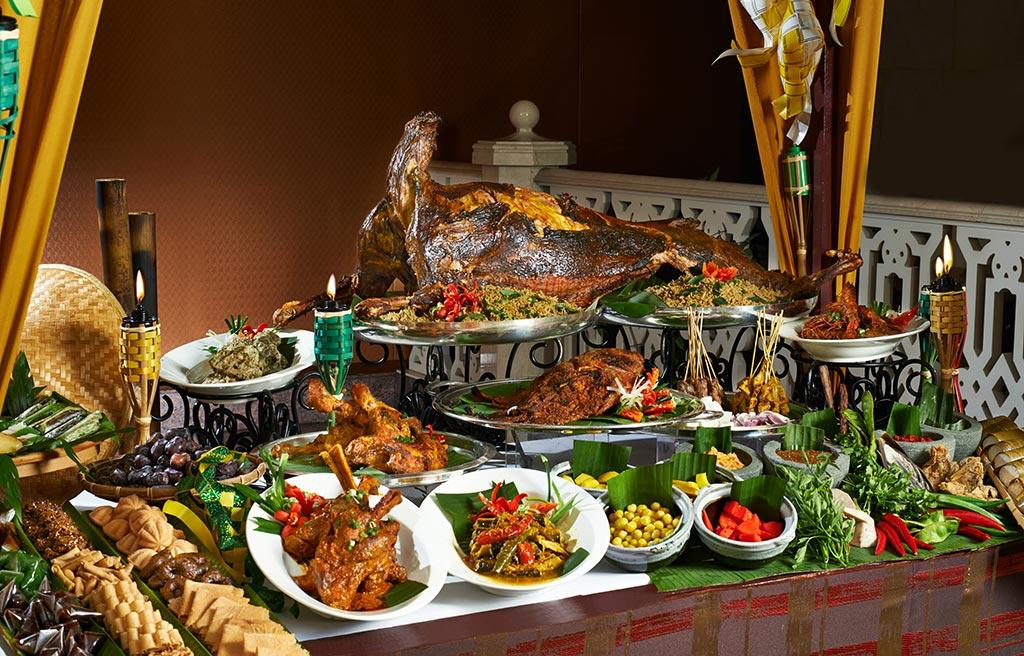 Empire Hotel Subang Buffet Dinner Review