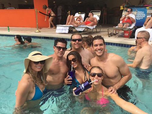 UFC 200 Pool Party in Vegas