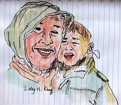 Larry H. Kang / Heanu Kang by yipsss