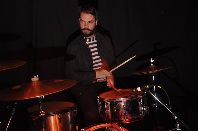 Mike Krol at the Dominion