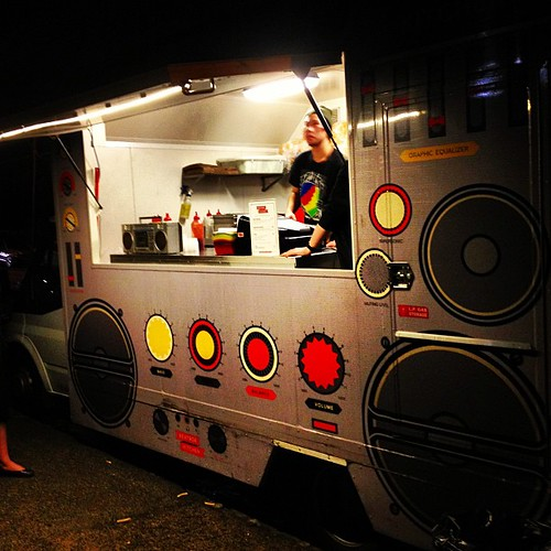 The Beatbox Kitchen food truck