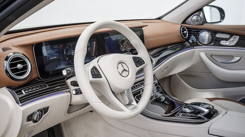 The new E-Class Press Test Drive, Lisbon 2016, CarbonOctane.com