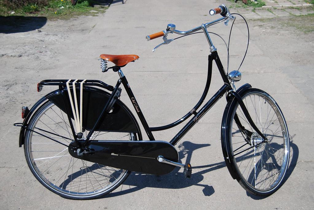 Batavus Old Dutch Bike Batavus Old Dutch Amp Brooks