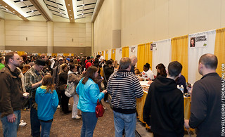 Toronto ComiCon 2012 - Celebrity Signing | by TonyFelgueiras