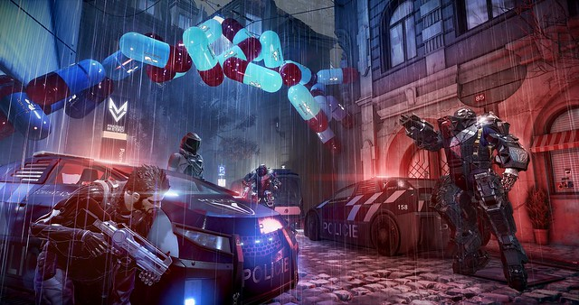 Deus Ex: Mankind Divided, PS4