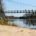 Save Our Swinging Bridge footrace begins