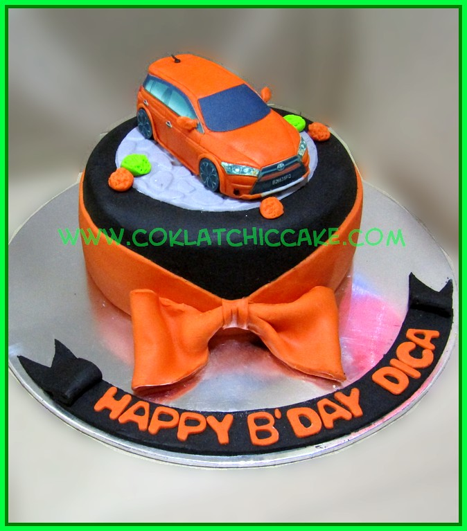 Cake Yaris
